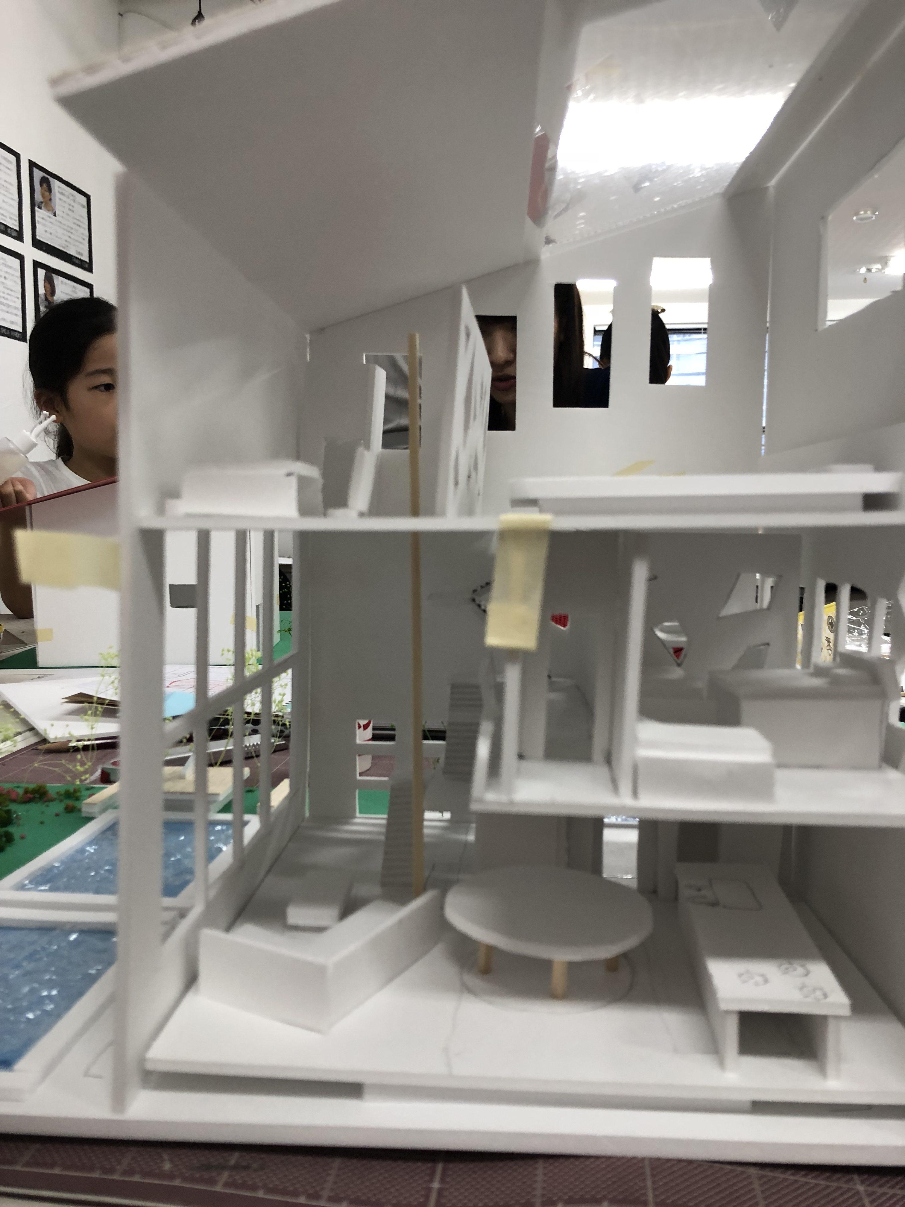 こども建築教室!