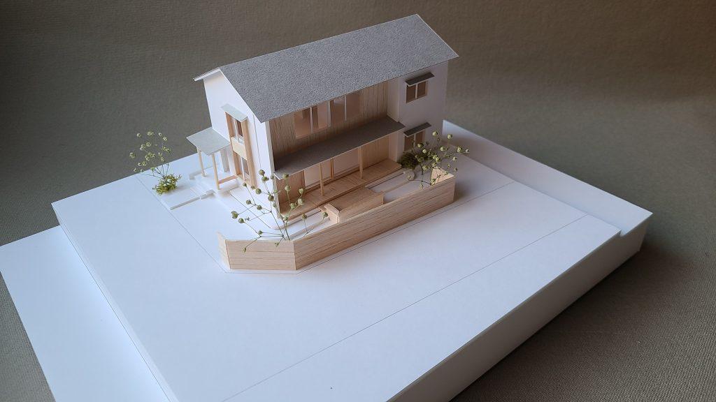 久留米の家、竣工