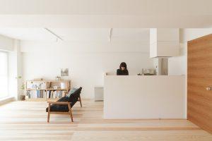 百合ヶ丘の改修/武川建築設計事務所